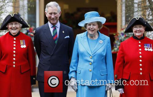 Prince Charles, Prince of Wales and former Prime...