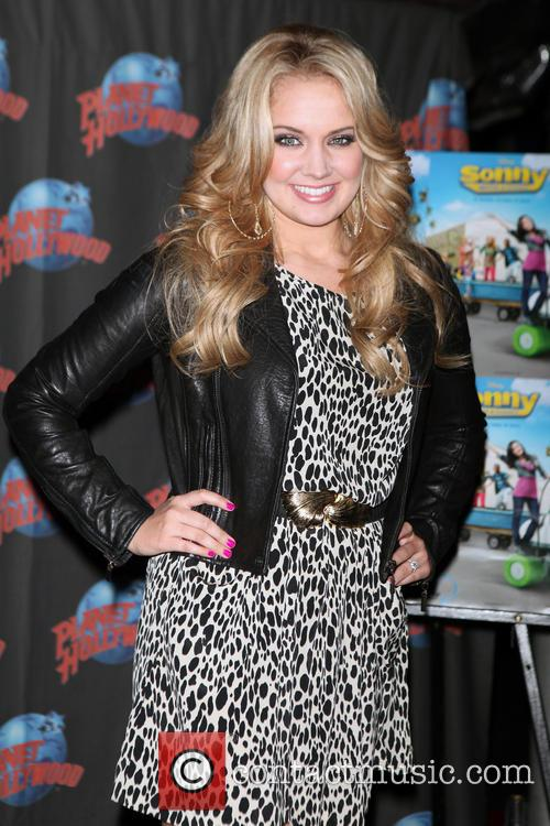 Tiffany Thornton, Disney Tv, Sonny With, Chance and Planet Hollywood