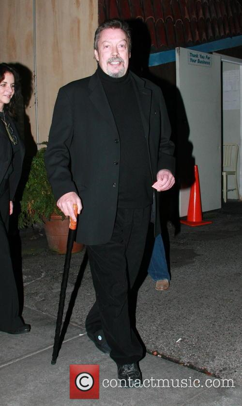 File Photo * TIM CURRY SUFFERS STROKE THE...