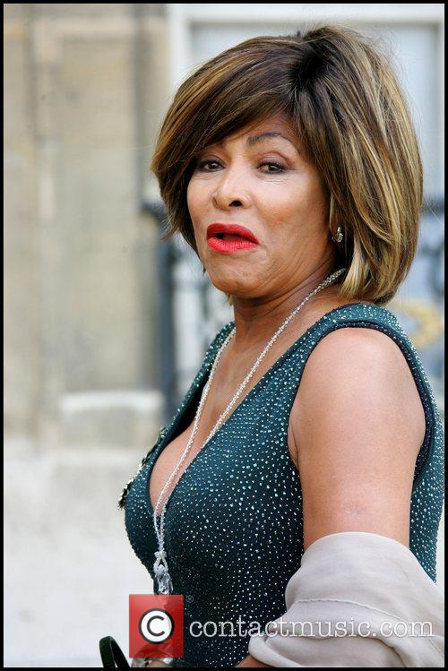 Tina Turner, Paris, France