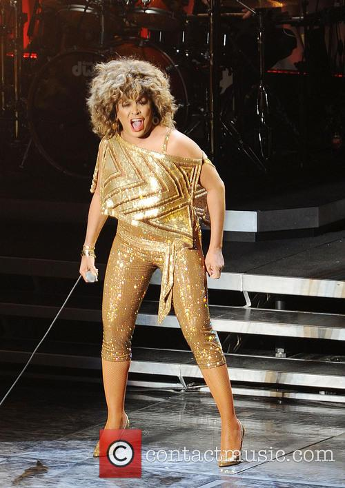 Tina Turner and Arena 3
