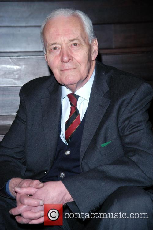 File Photo Veteran Labour politician Tony Benn has...