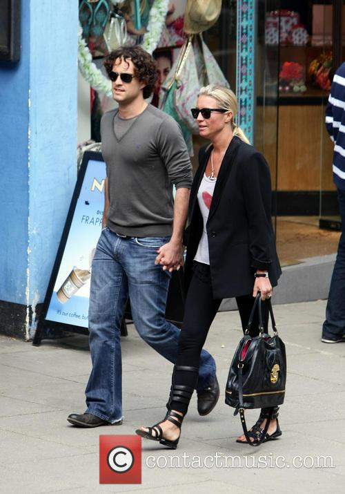 File Photo***  Denise van Outen has reportedly...