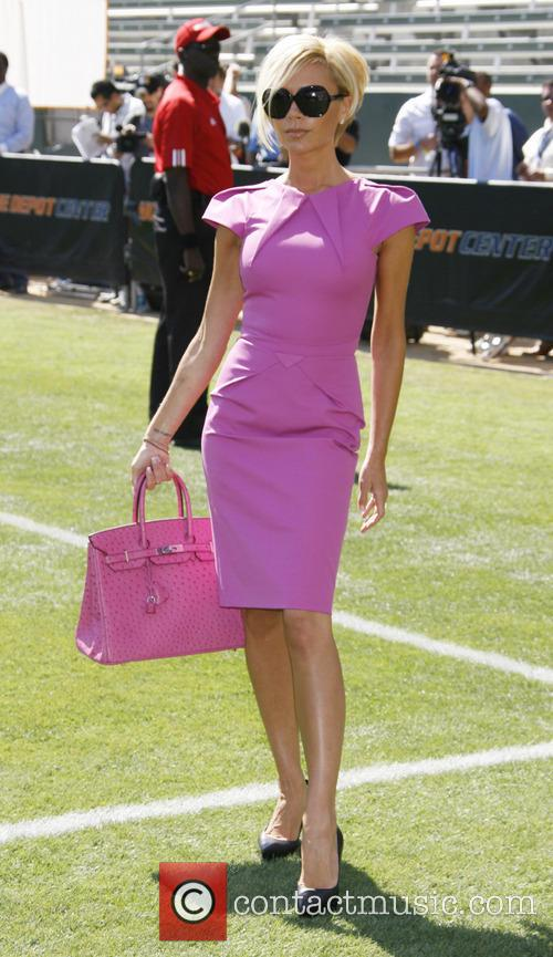 File Photo Victoria Beckham has been slammed by...