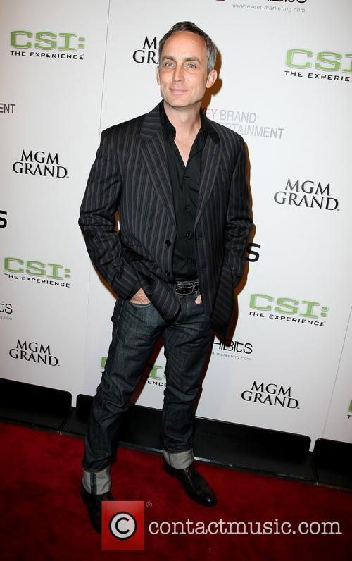 Wallace Langham 'CSI: The Experience' grand opening held...