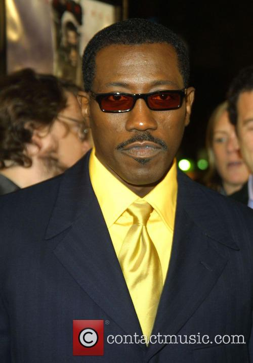 File Photo** * WESLEY SNIPES RELEASED FROM PRISON,...