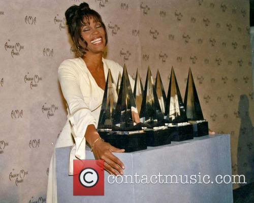 Whitney Houston and American Music Awards 2