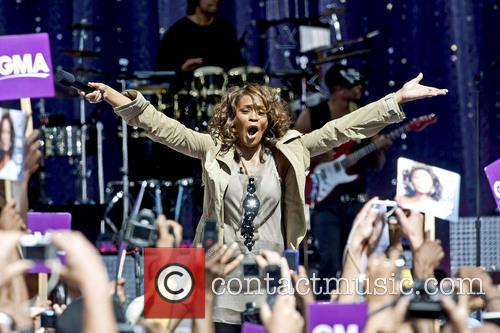 Whitney Houston, Good Morning America's Summer, Concert Series, Rumsey Playfield, Featuring, Whitney HoustonWhere, New York City, United StatesWhen and Sep 2