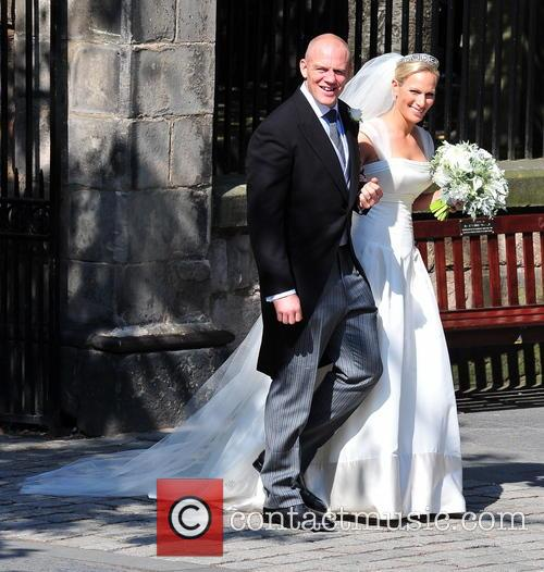 File Photo* Zara Phillips has given birth to...