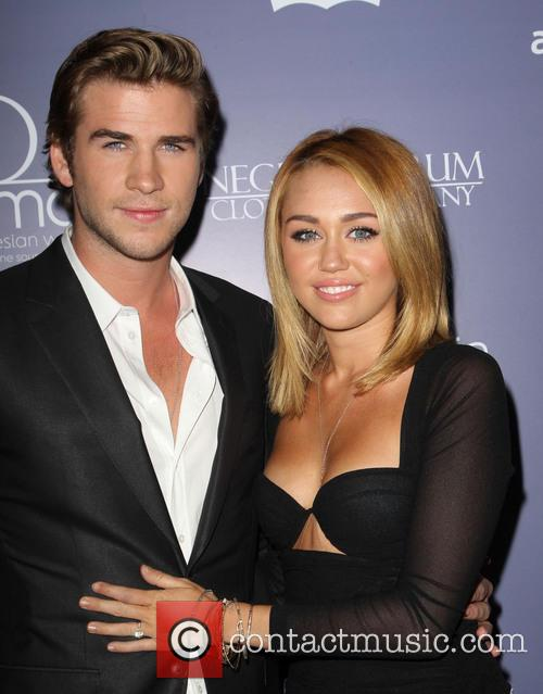 MILEY CYRUS AND LIAM HEMSWORTH END ENGAGEMENT MILEY...