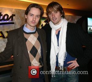 Tom Schilling and Axel Schreiber