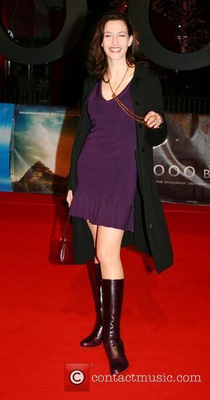 Ulrike Frank World Premiere of 10.000 BC held at the CineStar on Potsdamer Platz Berlin, Germany - 26.02.08