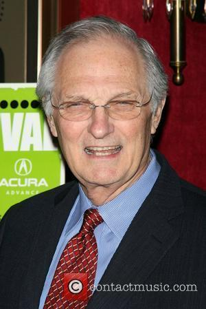 Alda Auctions Off M*a*s*h Memorabilia For Troops