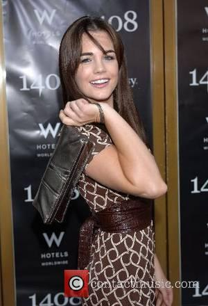 Jillian Murray World Premiere of '1408' held at The National Theatre - Arrivals Westwood, California - 12.06.07