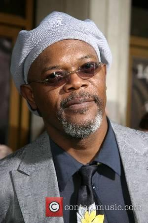 Samuel L Jackson World Premiere of '1408' held at The National Theatre - Arrivals Westwood, California - 12.06.07