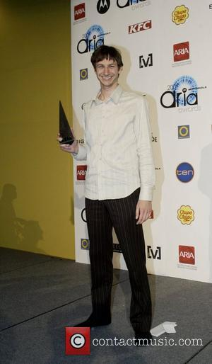 Gotye - Wally de Backer 2007 ARIA - Australian Recording Industry Association Awards at Acer Arena  Sydney, Australia -...