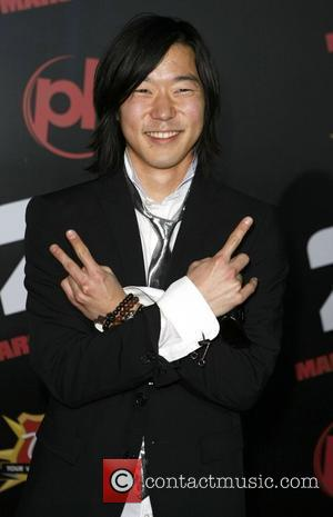 Aaron Yoo '21' film Premiere at Planet Hollywood Hotel and Casino Las Vegas, Nevada - 12.03.08