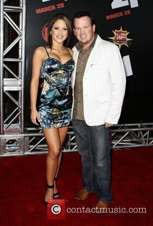 Brittney Palmer and Nathan Burton '21' film Premiere at Planet Hollywood Hotel and Casino Las Vegas, Nevada - 12.03.08