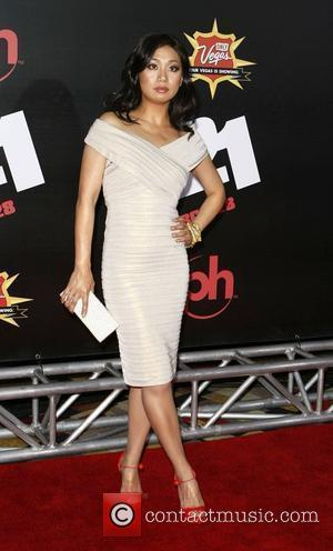 Liza Lapira '21' film Premiere at Planet Hollywood Hotel and Casino Las Vegas, Nevada - 12.03.08