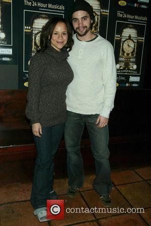 Rosie Perez and Ramon Rodriguez