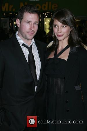 Ed Burns, Christy Turlington Los Angeles Premiere of '27 Dresses' at the Mann Village Theatre Los Angeles, California - 07.01.08