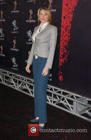 Lucy Lawless '30 Days of Night' premiere at Grauman's Chinese Theatre Los Angeles, California - 16.10.07