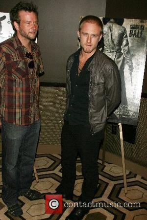 Dallas Roberts and Ben Foster