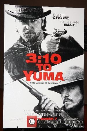 Poster Special Screening of '3:10 To Yuma' at the Tribeca Grand Hotel New York City, USA - 04.09.07