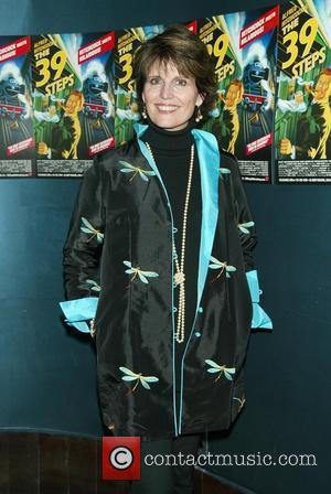 Lucie Arnaz Opening night of the Broadway play 'The 39 Steps' held at Club Touch - After Party New York...
