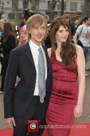 Mackenzie Crook and Gemma Arterton