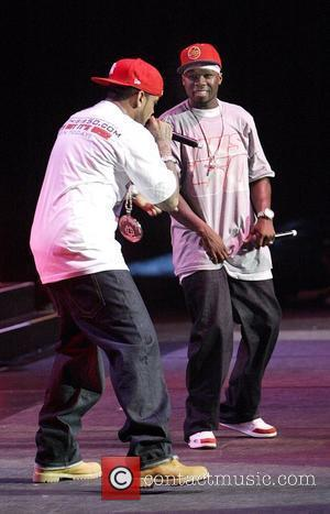 50 Cent and G Unit