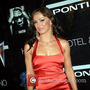 Karina Smirnoff, 50 Cent and Las Vegas