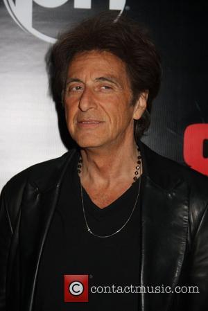 Al Pacino, Planet Hollywood