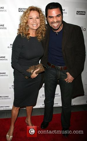Kathie Lee Gifford and Manny Perez the stars of Bella at an intimate exclusive celebration at the bowery hotel. New...