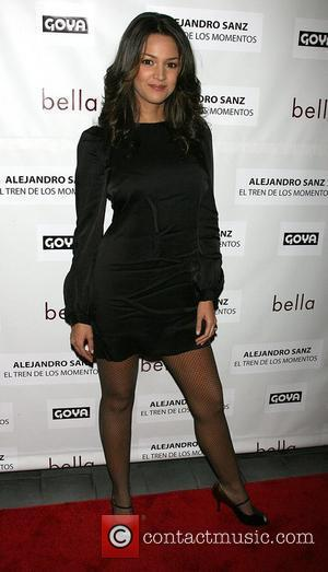 Paula Garces the stars of Bella at an intimate exclusive celebration at the bowery hotel. New York City, USA -...