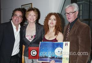 Richard Jay-alexander, Bernadette Peters and Mary Tyler Moore