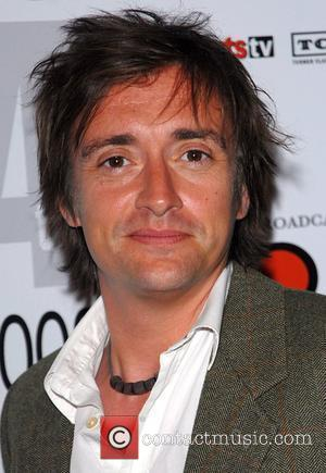Richard Hammond The Broadcasting Press Guild Awards lunch is at the Theatre Royal Drury Lane - Arrivals London, England -...