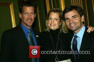James Denton, Ali Wentworth and Husband George Stephanopoulos