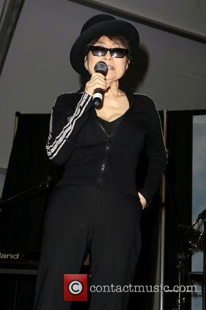 Yoko Ono, John Lennon and Las Vegas