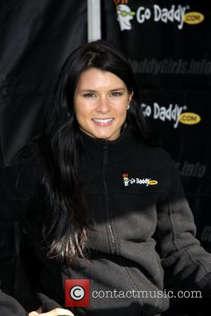 Danica Patrick at the 2008 International CES (Consumer Electronics Show) at the Las Vegas Convention Center Las Vegas, Nevada -...
