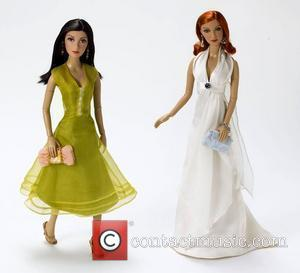 DESPERATE HOUSEWIVES DOLLS SET TO DEBUT  The five female stars of DESPERATE HOUSEWIVES will debut as limited-edition plastic dolls...