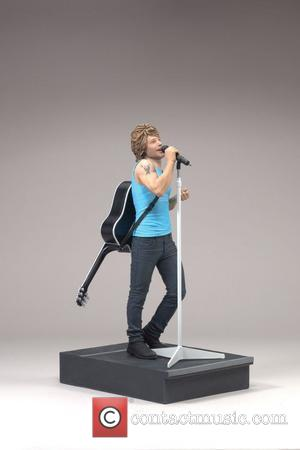 * BON JOVI TO BE MADE INTO DOLLS JON BON JOVI and his bandmate RICHIE SAMBORA will join the likes...
