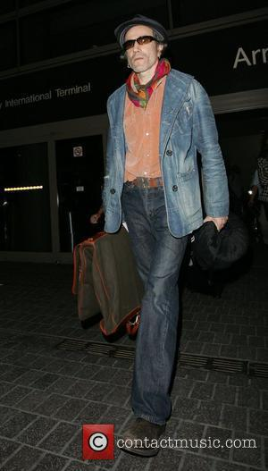 Daniel Day-Lewis Arriving into LAX airport Los Angeles, California - 20.02.08