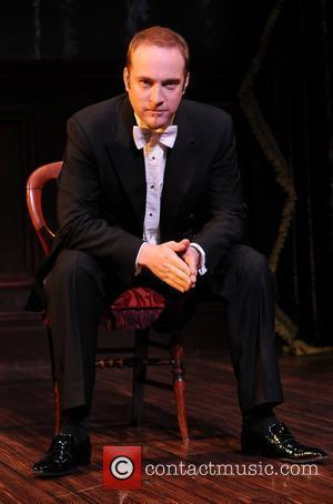 Derren Brown The Mind Reader presents - An Evening of Wonders At the Garrick Theatre, Charing Cross London, England -...