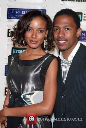 Nick Cannon & Selita Ebanks at the Entertainment Weekly and Bravo party celebrating Tim Gunn's Guide To Style, held at...