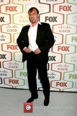 Robert Knepper FOX Fall Eco-Casino Party held at Area Nightclub - Arrivals Los Angeles, California - 24.09.07