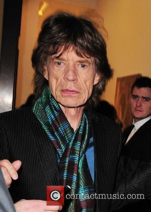 Jagger Quits Catwalk Modelling