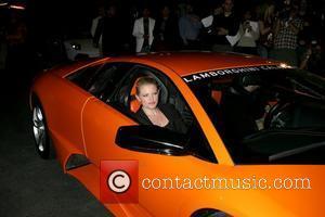 Natalie Maines Lamborghini Calabasas Opening & Celebrity Race for Epilepsy Calabasas, California - 14.11.07