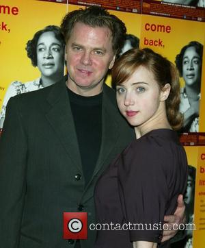 Kevin Anderson and Zoe Kazan