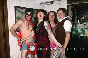 Margaret Cho, Cast Members Kurt Hall, Diana Yanez and Ian Harvie